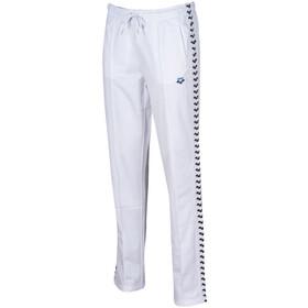 arena Straight Team Pants Women white/white/black